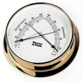 Weems and Plath Endurance 125 comfort meter Messing