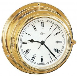 Barigo 2350MS Porthole  Quartz Ship's Clock