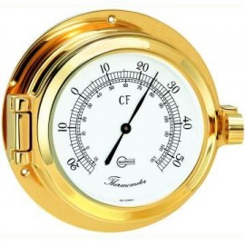 Barigo 1329MS Porthole Ship's Thermometer