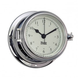 Endurance II 115 CHROME Quartz Clock