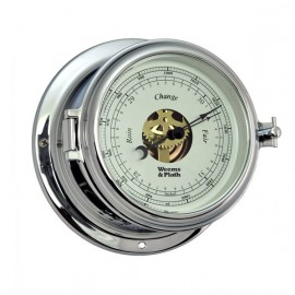 Endurance II 115 CHROME Open Dial Barometer