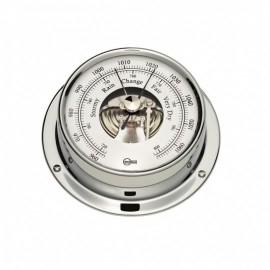 Barigo 1710CR Scheepsbarometer, Chrome