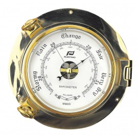 Plastimo 6 inch solid messing barometer