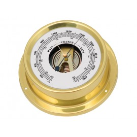 Talamex barometer serie 125 messing