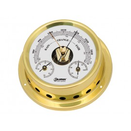 Talamex Baro-/Thermo-/Hygrometer serie 125 messing