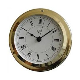 Barigo 1187MS  Quartz Ships Clock 85mm