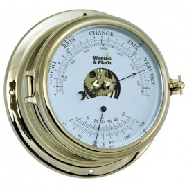 Endurance II 135 messing Open Dial Barometer thermometer
