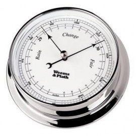 Weems and Plath Endurance 125 barometer chrome