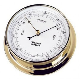 Weems and Plath Endurance 125 barometer Brass