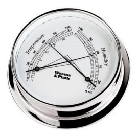 Endurance 125 comfort meter chrome