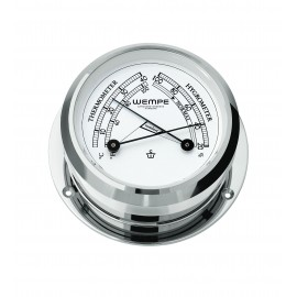 PIRAT II brass  chrome plated  Comfortmeter