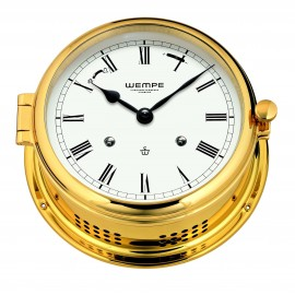 Wempe ADMIRAL II Messing Striking clock (Ship bells) CW450009