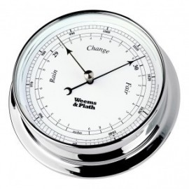Chrome Barometers